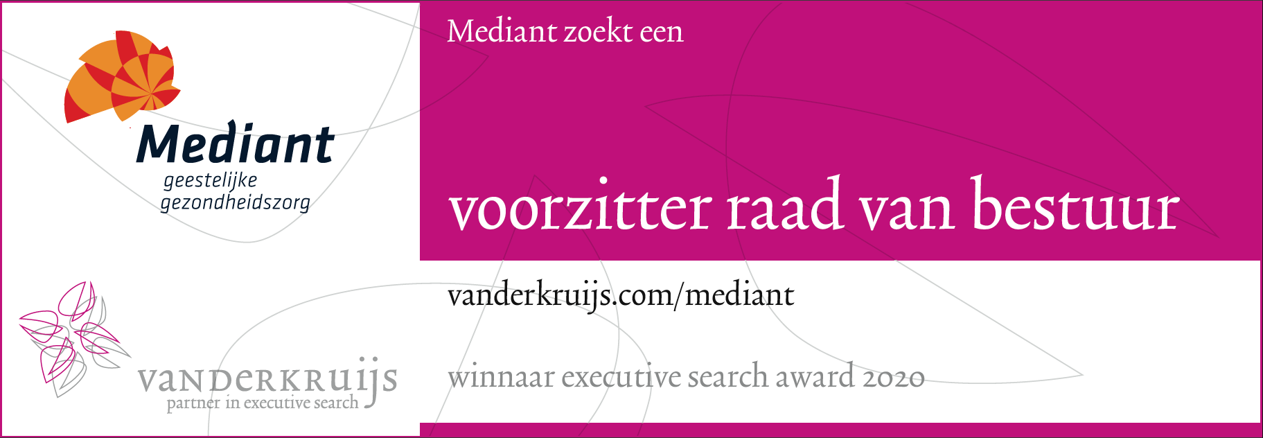 Mediant advertentie social media